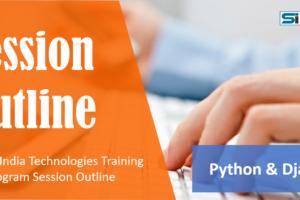 Python Django Session Outline