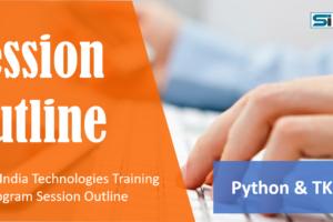 Python TKinter Session Outline