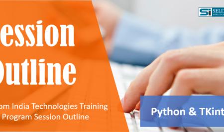 Python & TK Inter Session Outline