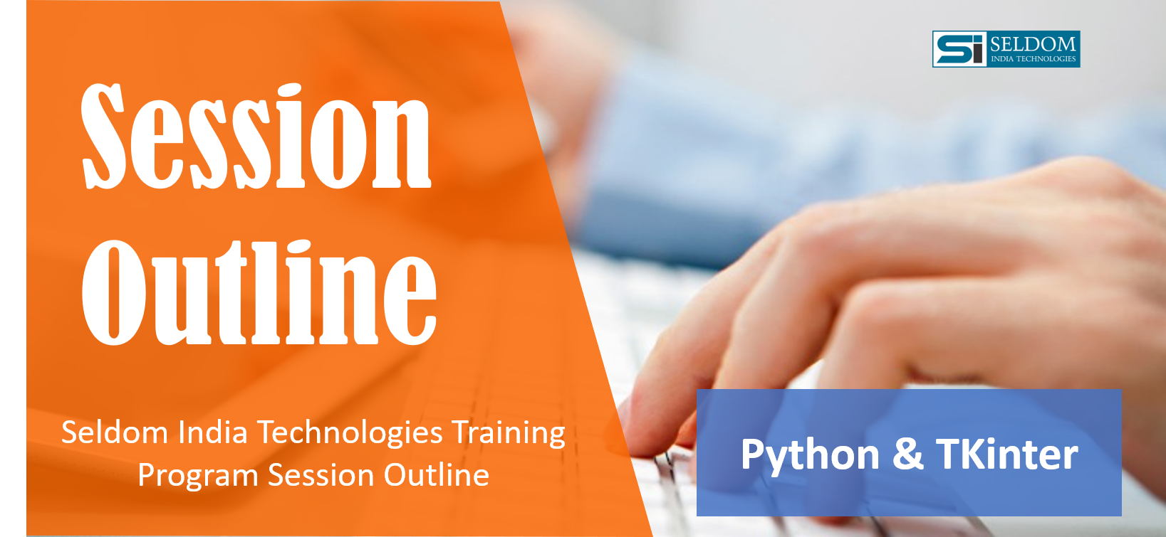 Python TKinter Session Outline