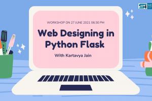 Web Designing in Python Flask
